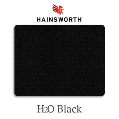 Сукно бильярдное Hainsworth Elite-Pro H2O Black водонепроницаемое