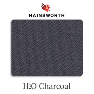 Сукно бильярдное Hainsworth Elite-Pro H2O Charcoal водонепроницаемое