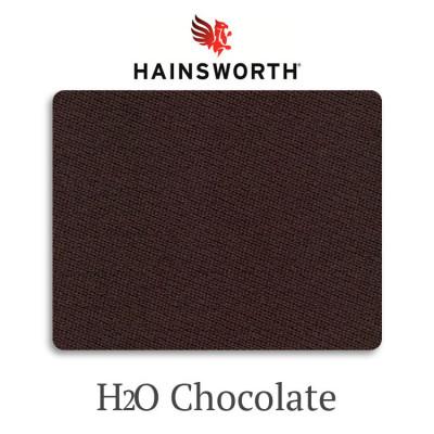 Сукно бильярдное Hainsworth Elite-Pro H2O Chocolate водонепроницаемое
