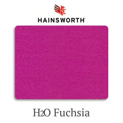Сукно бильярдное Hainsworth Elite-Pro H2O Fuchsia водонепроницаемое
