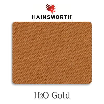 Сукно бильярдное Hainsworth Elite-Pro H2O Gold водонепроницаемое
