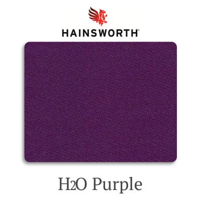 Сукно бильярдное Hainsworth Elite-Pro H2O Purple водонепроницаемое