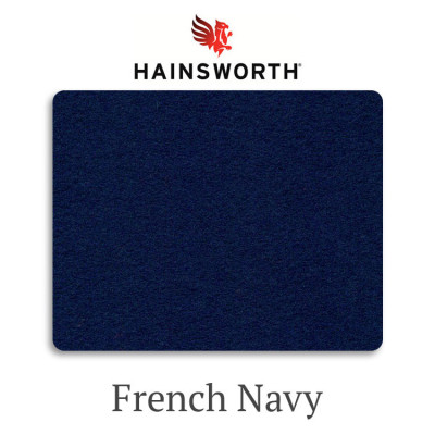 Сукно бильярдное Hainsworth Smart Snooker French Navy