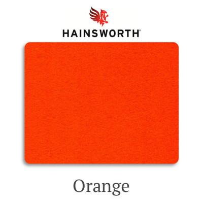 Сукно бильярдное Hainsworth SmartSnooker Orange