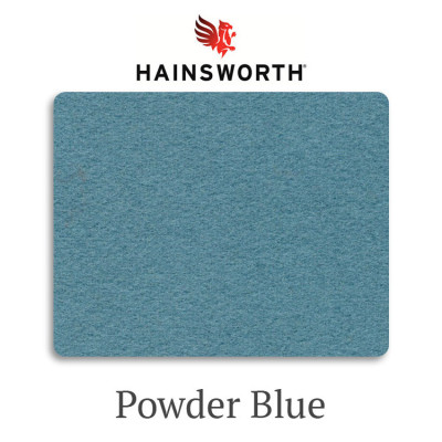 Сукно бильярдное Hainsworth Smart Snooker Powder Blue