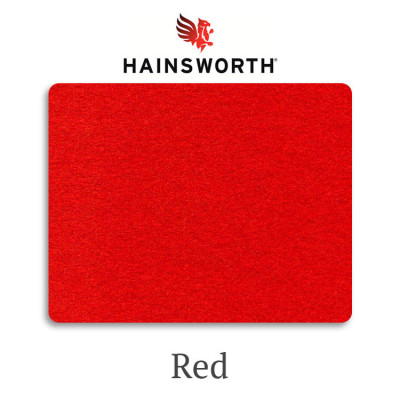 Сукно бильярдное Hainsworth Smart Snooker Red