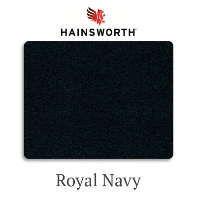 Сукно бильярдное Hainsworth Smart Snooker Royal Navy