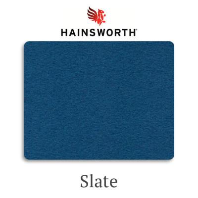 Сукно бильярдное Hainsworth SmartSnooker Slate 460 г/м2 95% шерсть 5% нейлон