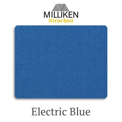 Сукно бильярдное Milliken Strachan SuperPro SpillGuard Electric Blue