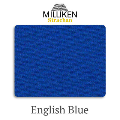 Сукно бильярдное Milliken Strachan SuperPro SpillGuard English Blue