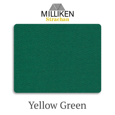 Сукно бильярдное Milliken Strachan SuperPro SpillGuard Yellow Green
