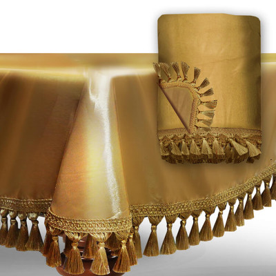 Покрывало для бильярдных столов Start Elegant Luxe 9 футов золотое