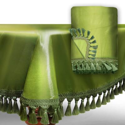 Покрывало для бильярдных столов Start Elegant Luxe 12 футов оливковое