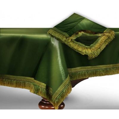 Покрывало для бильярдных столов Start Elegant 12 футов зеленое
