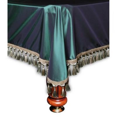 Покрывало для бильярдных столов Verona 9 футов темно-зеленое