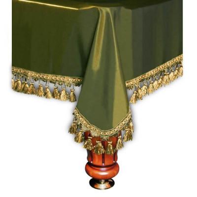 Покрывало для бильярдных столов Verona 7 футов оливковое