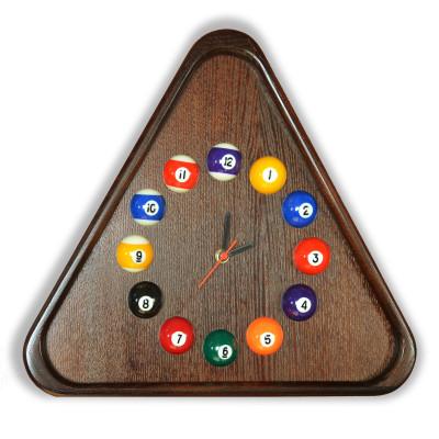 Часы бильярдные FS-3 Woody ясень шпон