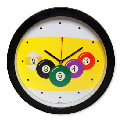 Часы бильярдные Sunny 024