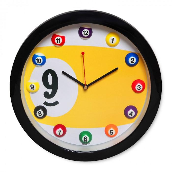 Часы бильярдные Sunny 027