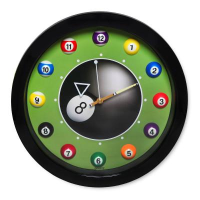 Часы бильярдные Sunny 028