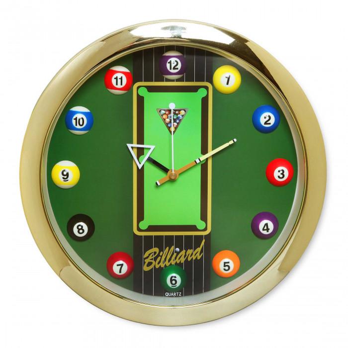 Часы бильярдные Sunny 029