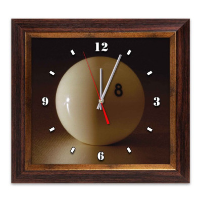 Часы бильярдные Art Photo 7805