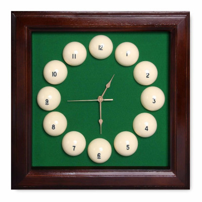 Часы бильярдные Woody SR666