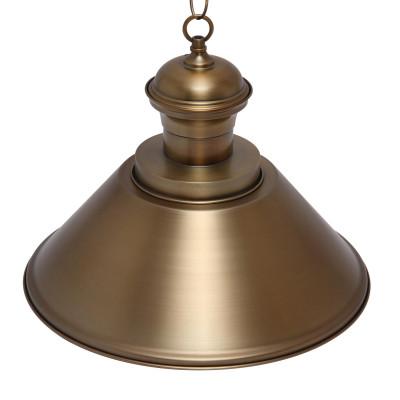 Светильник бильярдный ToscanaBronze Antique 1 плафон
