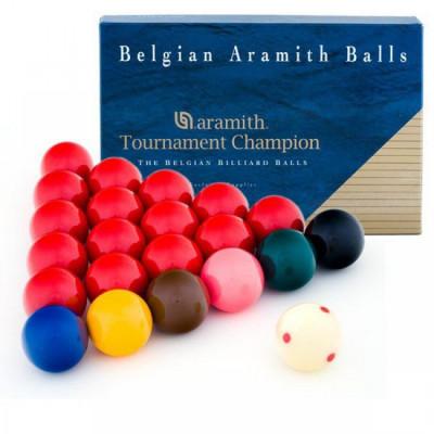Шары бильярдные Aramith Tournament Champion Pro-Cup для снукера 52,4мм