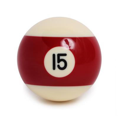Шар бильярдный Aramith Premier №15 для пула 57,2мм