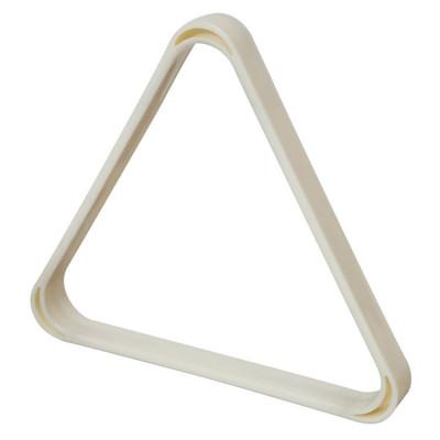 Треугольник для бильярда Fan White 60,3мм
