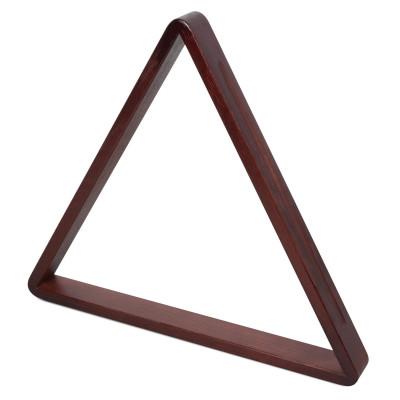 Треугольник для бильярда Венеция 60,3мм коричневый