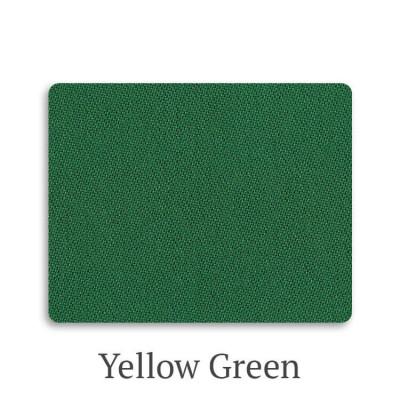 Сукно бильярдное Mirtex Synthetic Kingston Yellow Green