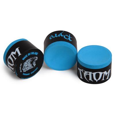 Мел бильярдный Taom Pyro Chalk Blue 1шт