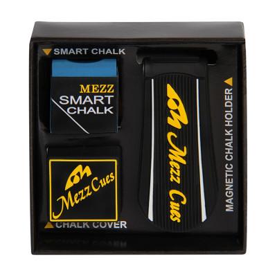 Мел и держатель мела Mezz Smart SCS-KY черный/желтый
