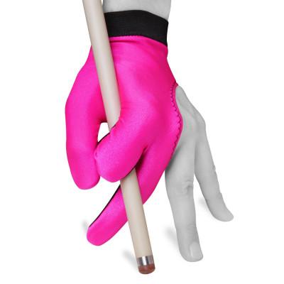 Перчатка для бильярда Color Classic розовая S