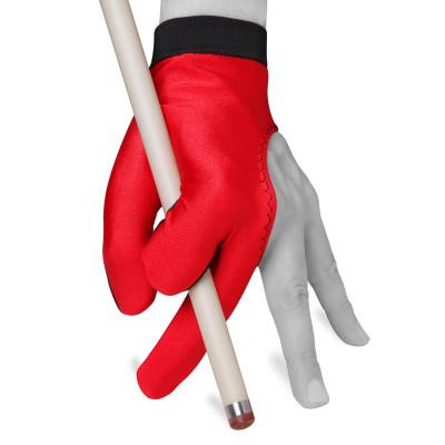 Перчатка для бильярда Color Classic красная M/L