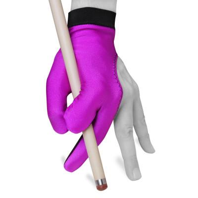 Перчатка для бильярда Color Classic фиолетовая XL