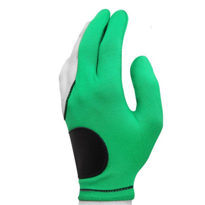 Перчатка для бильярда Joe Porper's светло-зеленая безразмерная