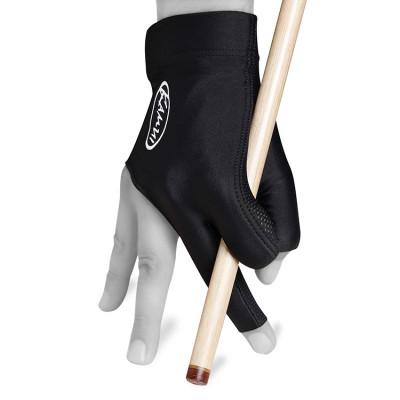 Перчатка для бильярда KamuiQuickDry правая черная XL