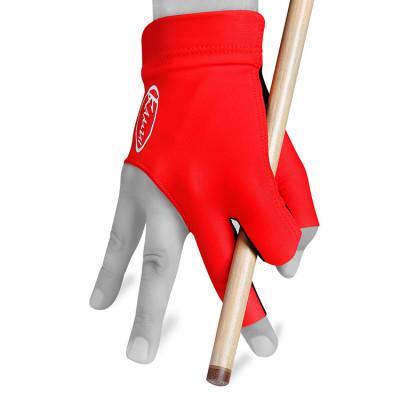 Перчатка для бильярда KamuiQuickDry правая красная M