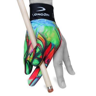Перчатка для бильярда Longoni Leonardo 1 безразмерная