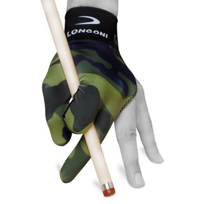 Перчатка для бильярда Longoni Millitary 1 безразмерная