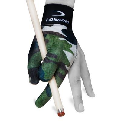 Перчатка для бильярда Longoni Millitary 3 безразмерная