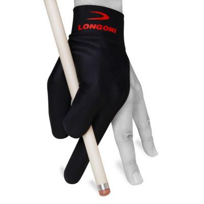 Перчатка для бильярда Longoni Velcro безразмерная