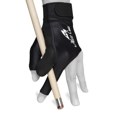 Перчатка для бильярда Mezz Premium MGR-K черная L/XL