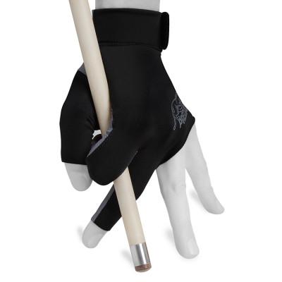 Перчатка для бильярда Predator Second Skin черная/серая L/XL