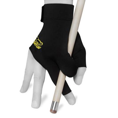 Перчатка для бильярда Predator Second Skin правая черная XXS