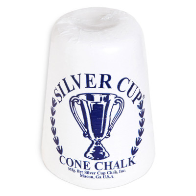 Тальк бильярдный для рук SilverCup Cone Chalk 740г