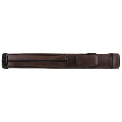 Тубус для кия Porter Expert пул 2рс 2х2 коричневый